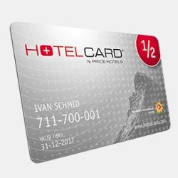 Hotelcard Wettbewerb
